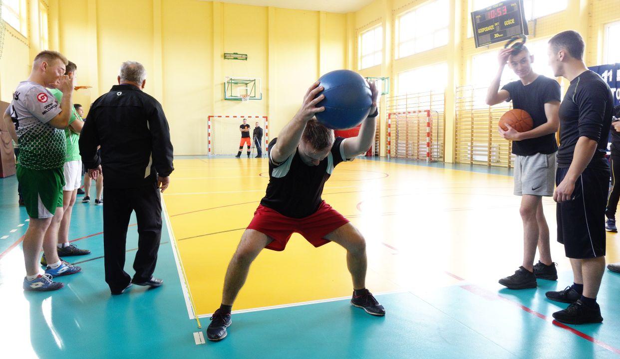 Ilustracja do informacji: Igrzyska Sportowo-Rekreacyjne Gminy Bełchatów za nami: