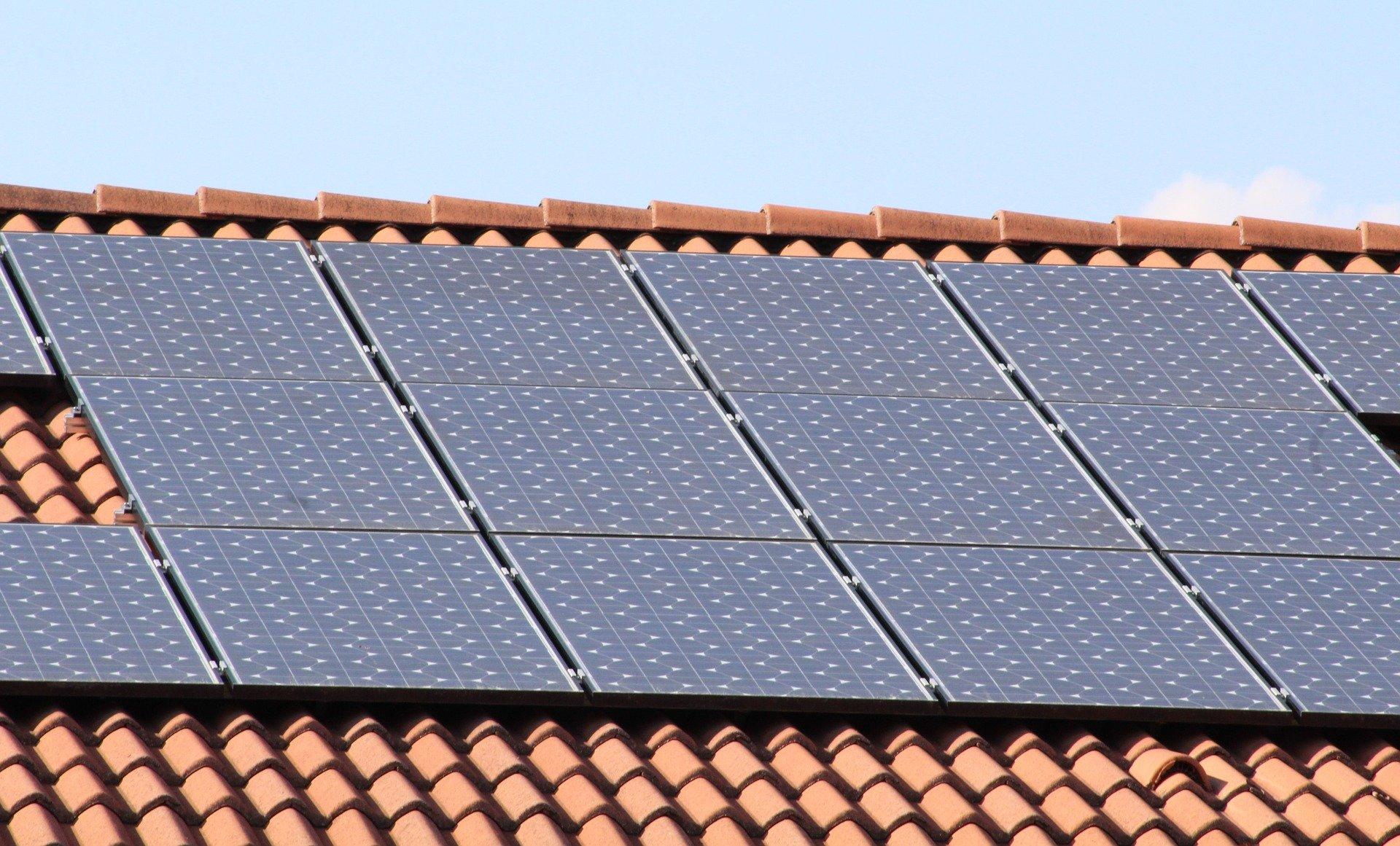Ilustracja do informacji: Dodatkowy nabór na kolektory słoneczne: