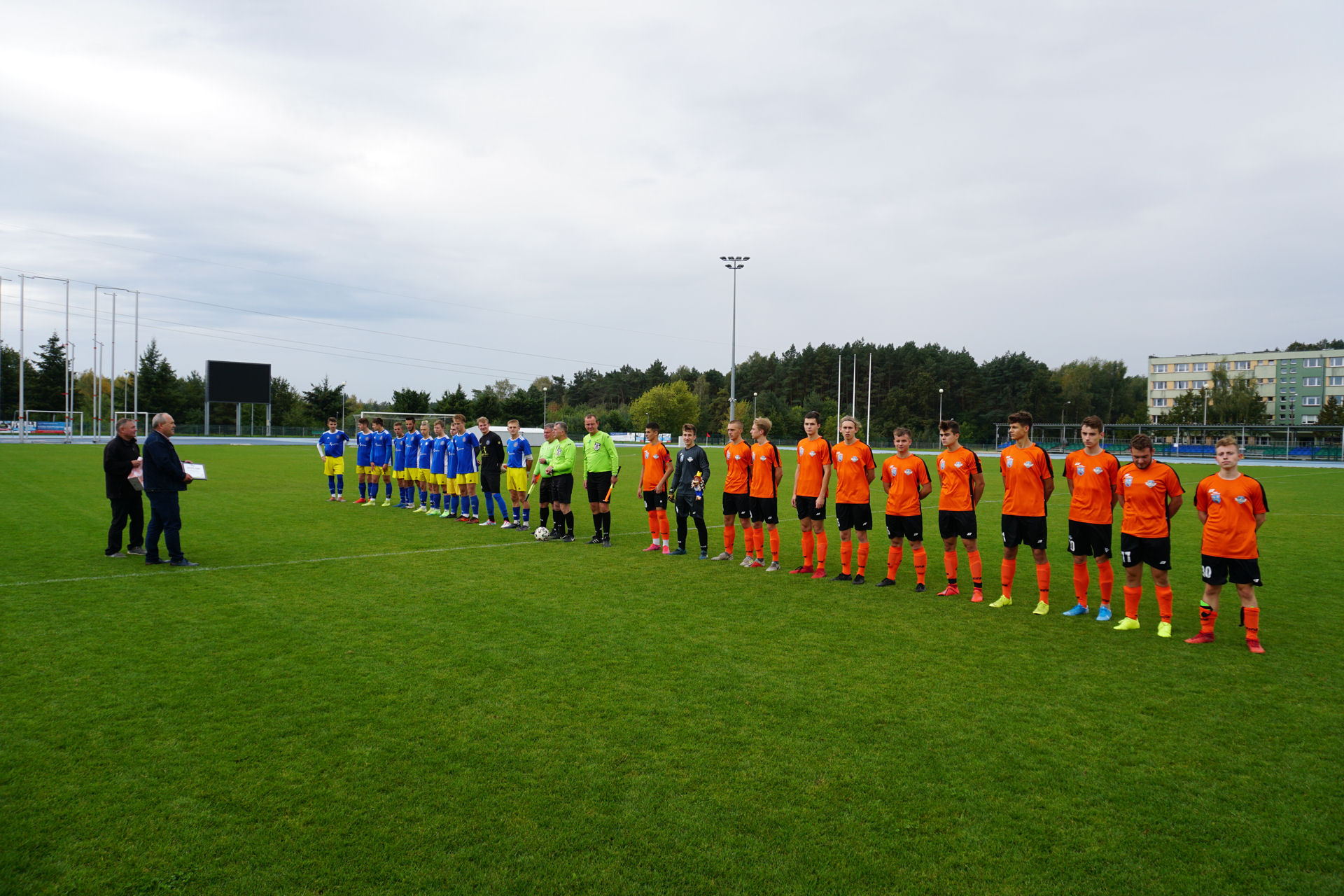 Ilustracja do informacji: LUKS Lechia – Zjednoczeni Gmina Bełchatów zaprasza na piłkarskie treningi: